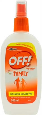 OFF! Repelente de Insetos Spray