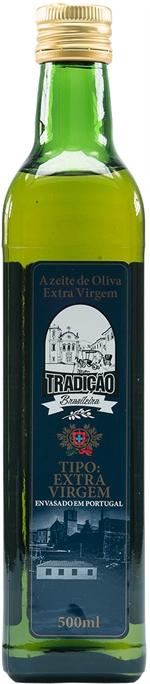 TRADIÇÃO BRASILEIRA Azeite de Oliva Extravirgem 500ml