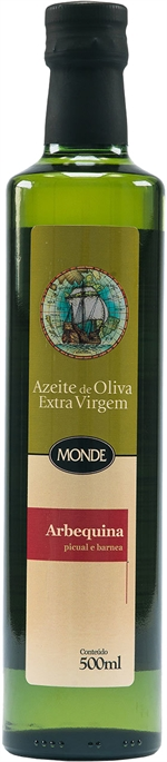 MONDE Azeite de Oliva Extravirgem 500ml