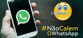 Contra o bloqueio do Whatsapp